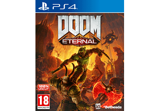SONY PlayStation 4 Pro 1TB + DOOM Eternal