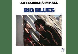 FARMER,ART/HALL,JIM - BIG BLUES  - (Vinyl)