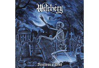 Witchery - RESTLESS & DEAD (RE-ISSUE & BO CD
