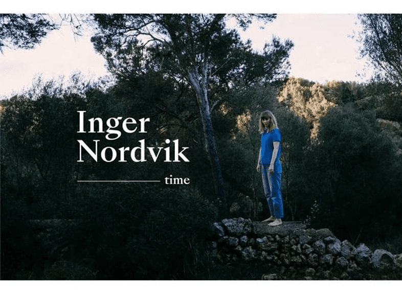 Inger Nordvik - Time [CD]