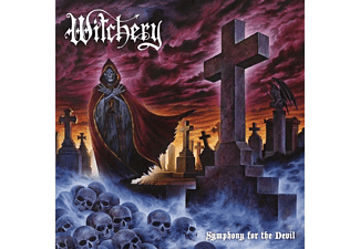 Witchery - SYMPHONY FOR THE DEVIL (RE-ISS CD