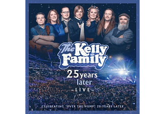 The Kelly Family - 25 YEARS LATER (LIVE) - (CD)