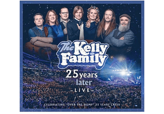 The Kelly Family - 25 YEARS LATER (LIVE/DEL.ED.) - (CD + DVD Video)