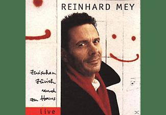 Reinhard Mey - Zwischen Zürich Und Zu Haus  - (CD)