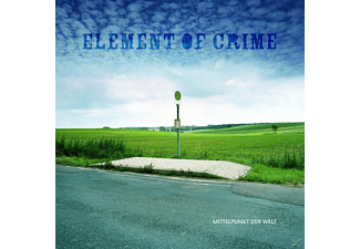 Element Of Crime - Mittelpunkt der Welt  - (CD)