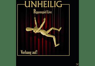 Unheilig - Puppenspiel Live-Vorhang Auf!  - (CD)