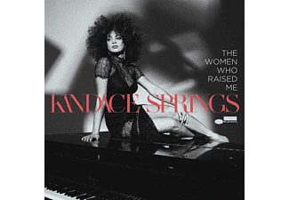 Kandace Springs - THE WOMEN WHO RAISED ME - (CD)