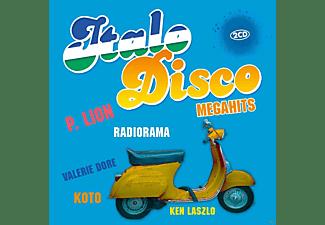 VARIOUS - Italo Disco Megahits  - (CD)