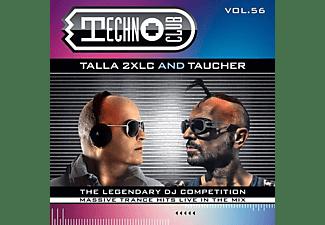 Mixed By Talla 2xlc & Taucher - Techno Club Vol.56  - (CD)