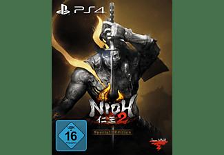 PS4 NIOH 2 (SPECIAL EDITION/NUR ONLINE) - [PlayStation 4]