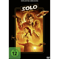 SOLO A STAR WARS STORY [DVD]