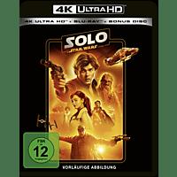 Solo - A Star Wars Story [4K Ultra HD Blu-ray + Blu-ray]