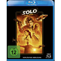 SOLO A STAR WARS STORY [Blu-ray]