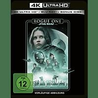 Rogue One: A Star Wars Story [4K Ultra HD Blu-ray + Blu-ray]