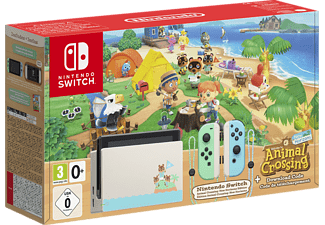 NINTENDO Switch ANIMAL CROSSING-NEW HORIZONS-EDITION