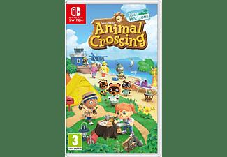 REACONDICIONADO Nintendo Switch Animal Crossing: New horizons