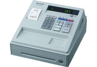 SHARP XE-A 137 X Registrierkasse
