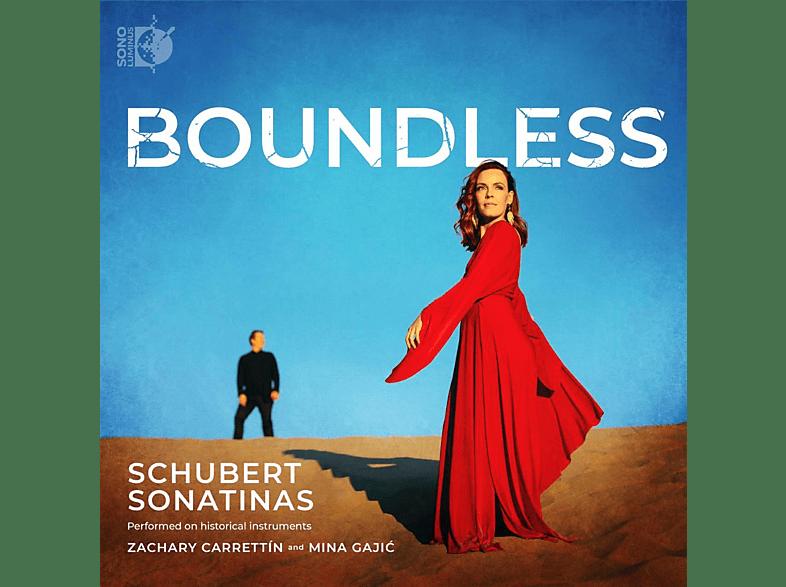 Carrettín,Zachary/Gajic,Mina - Boundless [CD]