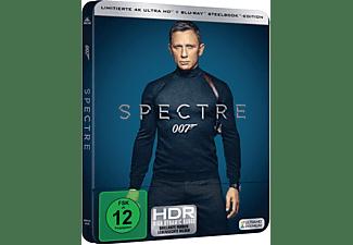 James Bond - Spectre Limitiertes 4K Steelbook  4K Ultra HD Blu-ray + Blu-ray
