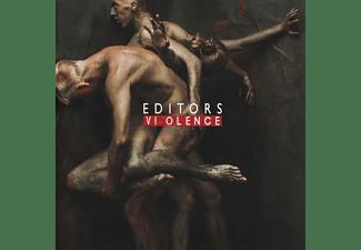 Editors - Violence  - (CD)