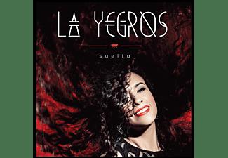 La Yegros - Suelta  - (CD)