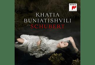 Khatia Buniatishvili - Schubert  - (CD)