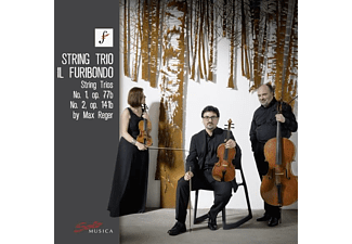 Il Furibondo - String Trios,op.77b And op.141b  - (CD)