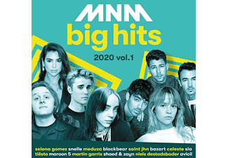 Verschillende Artiesten - MNM Big hits 2020 Vol.1 CD