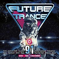VARIOUS - Future Trance 91 [CD]