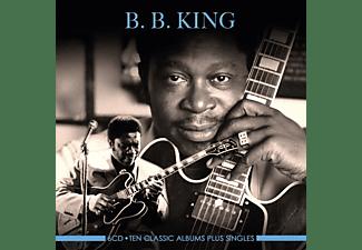 B.B. King - TEN CLASSIC ALBUMS PLUS SINGLES  - (CD)