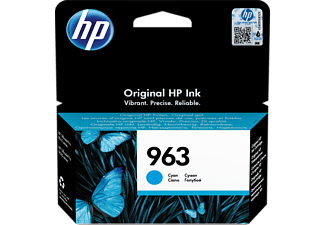 HP 963 Tintenpatrone Cyan (3JA23AE)