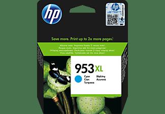 HP 953XL Tintenpatrone Cyan (F6U16AE)