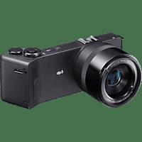 SIGMA dp3 Quattro inkl. LCD Sucher Digitalkamera 29 Megapixel mit Objektiv 50 mm f/2.8