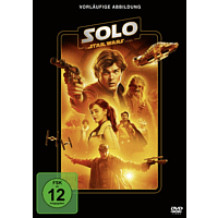 Solo - A Star Wars Story DVD