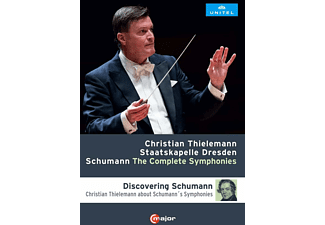 Staatskapelle Dresden, Thielemann Christian - Schumann: Sämtliche Sinfonien  - (DVD)