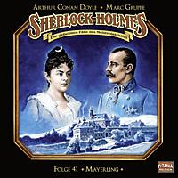Holmes Sherlock - Sherlock Holmes Sherlock Holmes - Folge 41: Mayerling - [CD]