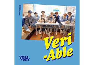 Verivery - Veri-Able (CD)