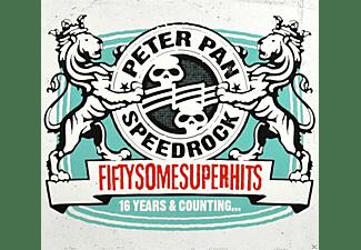 Peter Pan Speedrock - FIFTYSOMESUPERHITS  - (CD)