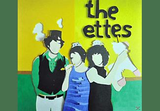 The Ettes - LOOK AT LIFE AGAIN SOON  - (CD)