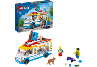 LEGO 60253 Eiswagen Bauset, Mehrfarbig