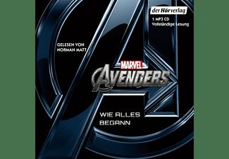 Marvel - Marvel Avengers-Wie alle begann  - (MP3-CD)