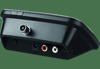 ALBRECHT DR 52 CA Audio Adapter, Schwarz