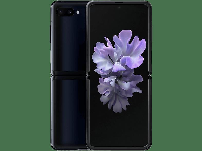 SAMSUNG Smartphone Z Flip 4G 256 GB Black (SM-F700FZKDLUX)