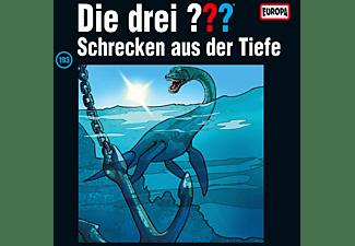 Die Drei ??? - 193/Schrecken aus der Tiefe  - (Vinyl)