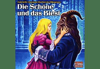 Gabrielle-suzanne Barbot De Villeneuve - Die Schöne und das Biest: Titania Special 15  - (CD)