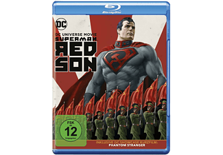 Superman: Red Son - (Blu-ray)