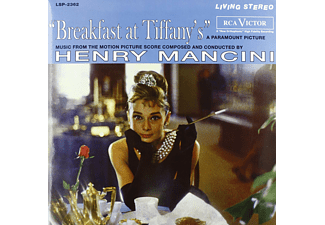 Henry Mancini - Breakfast At Tiffany's (Vinyl LP (nagylemez))