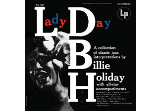 Billie Holiday - Lady Day (Vinyl LP (nagylemez))