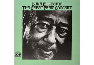 Duke Ellington - The Great Paris Concert (Vinyl LP (nagylemez))
