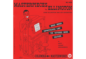Duke Ellington - Masterpieces (Vinyl LP (nagylemez))